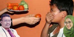 Definisi Picky Eaters atau Pilih Pilih Makan Pada Anak