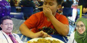 Permasalahan Anak dengan Gangguan Pilih pilih Makanan Tentang Rasa dan Tekstur